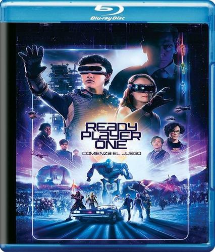 Ready Player One Comienza El Juego Blu-ray Steven Spielberg