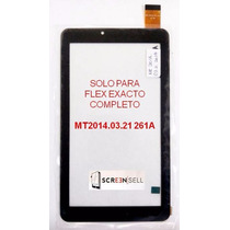 Touch Tactil Tablet Lanix Ilium 7 Flex Mt2014.03.21 261a