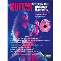 Riffer Madness - Dimebag Darrell Libro Y Audio