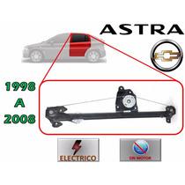 98-08 Chevrolet Astra Elevador Electrico Sin Motor Tras Izq.