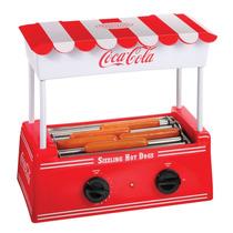 Maquina Para Hot Dog Estilo Coca Cola 5 Rodillos Pm0