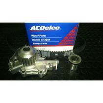 Kit Distribución C/bomba Agua Original Matiz Acdelco