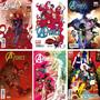 Marvel Comics Secret Wars A-force 1 2 3 Aforce Variante