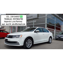 Volkswagen Jetta Confortline Manual 2015 Super Oferta.!!
