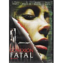 Conexión Fatal - Thomas Howell - Monique Demers - 1 Dvd