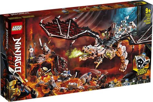 Set De Construcción Lego Dragón Del Brujo De Los Muertos