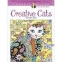 Creative Haven Creative Cats Libro Colorear Gatos