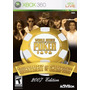 World Series Of Poker Tournament Of Champions 2007 Xbox 360