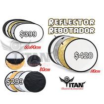 Reflector Rebotador 5 En 1 De 110cm