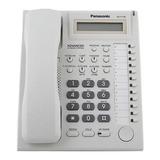 Teléfono Fijo Panasonic Kx-t7730 Blanco