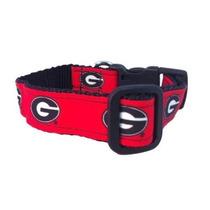 Collar Collar Ncaa Perro S, Bulldogs De Georgia