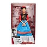 Barbie Frida Kahlo Muñeca Original Nueva Caja Excelente Edo