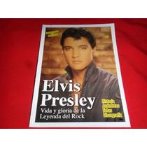Elvis Presley - Revista Especial Hombre Y Mitos