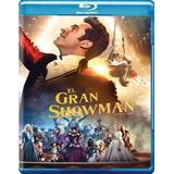 El Gran Showman Hugh Jackman Pelicula Bluray