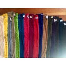 Playeras 100% Algodón Lisas, Varios Colores