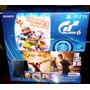 Consola Ps3 500 Gb Super Slim Bundle 4 Juegos Fisicos Nueva