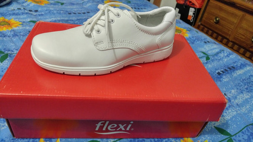Zapato Flexi350 Enfermera Blanco Melinterest En Para E92IDWYH