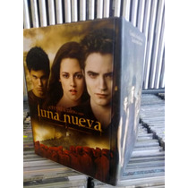 The Twilight Saga New Moon Luna Nueva Dvd Box Set Playera