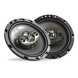 Bocinas Para Auto 6x9 Profesional Audio 4 Vias Amplificadas Daewoo