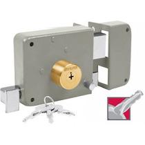 Cerradura De Sobreponer Instala Facil Izquierda Hermex 43586