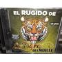 Tigres Del Norte El Rugido Cd + Dvd Sellado