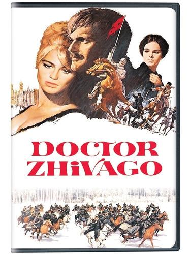 Doctor Zhivago David Lean Pelicula Dvd