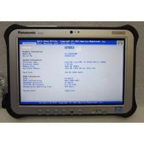 Panasonic Toughpad Fz-g1 De 10.1 Core I5 4gb 128gb Laptop