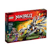 Ninjago Lego Dragon De Titanio