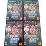 Grand Theft Auto The Trilogy Playstation Nuevo Y Sellado
