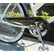 Cubre Cadena Para Bicicleta Vintage O Retro