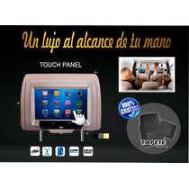 Cabecera Dvd Hd Touch 9 Par Usb Sd Sony Ipod Gratis Tapete