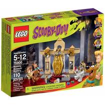 Lego Scooby Doo 75900: El Misterio De La Momia Del Museo