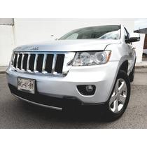 Jeep Grand Cherokee 5.7 Limited Premium V8 4x2 Mt 2013