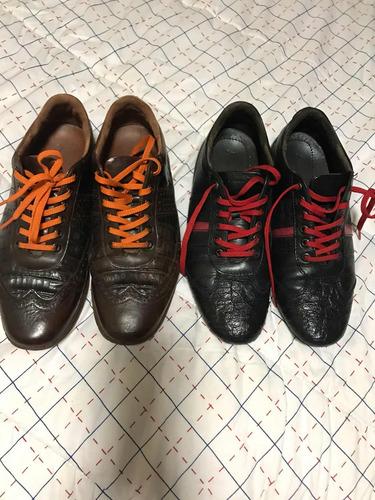 Zapatos Franco Cuadra Originales 85 De Vida En Venta En Río Blanco