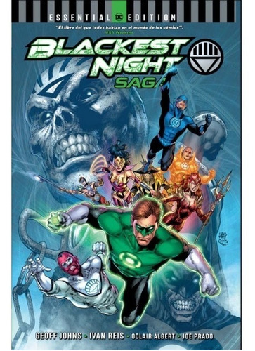 Blackest Night Saga