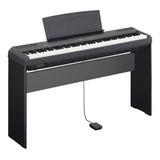 Yamaha Teclado Piano Digital 88 Teclas P125 Base L125 Meses