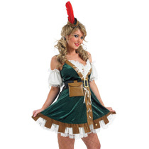 Robin Hood Disfraz - Medio Sexy Ladies Womens Mucama