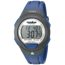 Timex T5k6109j Ironman Deporte Tradicional 10-lap Watch De
