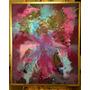 Pintura Abstracta Cuadro Decorativo Jessica Kinich