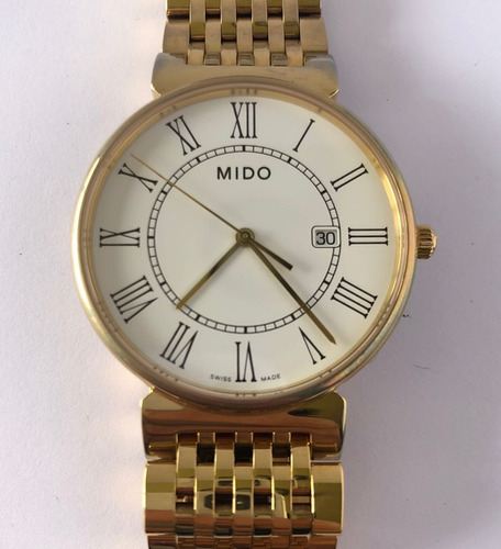 54b6b12978dc Reloj Mido Dorada en venta en Tlalnepantla de Baz Estado De México ...