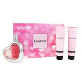Set Bebe 3 Pzas 100 Ml Eau De Parfum + Body Lotion 100 Ml +