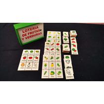 Loterias Didacticas De Madera