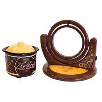 Maquina Para Elaborar Figuras De Chocolate Huecos