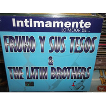 Fruko Y Sus Tesos Latin Brothers Lo Mejor Cd + Dvd Sellado