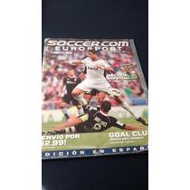 Revista Soccer. Com Eurosport Año 1984