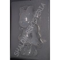 *molde Grande Para Gelatina Yeso Minnie Mouse Disney*