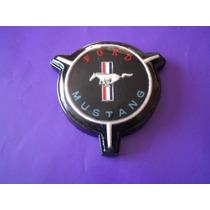 Emblema Mustang Repuesto Tapon De Gasolina 1967