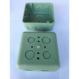 Caja Electrica Pvc Conduit De 1'' Pulgada