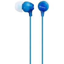 Audífonos Sony 3.5 Mm Mdr-ex15lp Ipod Iphone :: Virtual Zone