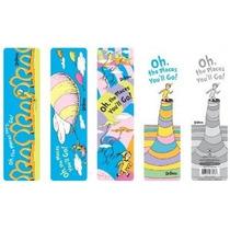 Geddes Dr. Seuss (tm) Oh Los Lugares Usted Entrará! Bookmark